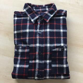 エンジニアードガーメンツ(Engineered Garments)のFwk by Engineered Garments  ネルシャツ  サイズ1 (シャツ/ブラウス(長袖/七分))