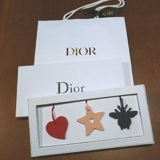 クリスチャンディオール(Christian Dior)の【値下げ】ディオール Dior ノベルティー チャーム  (ノベルティグッズ)
