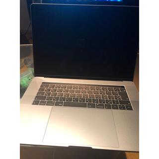 マック(Mac (Apple))の超ハイスペック!MacBook pro 2018 メモリ32g ストレージ2t(ノートPC)