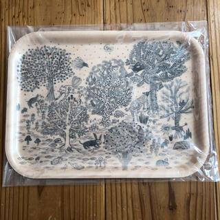 ミナペルホネン(mina perhonen)のミナペルホネン トレイ imagine  小(収納/キッチン雑貨)