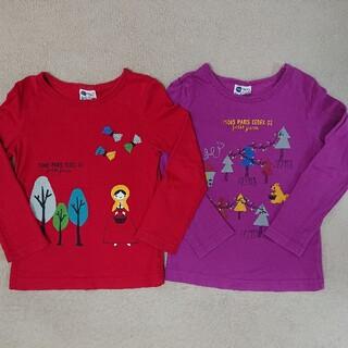 プチジャム(Petit jam)のプチジャム 長袖Tシャツ 110(Tシャツ/カットソー)