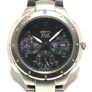 セイコー(SEIKO)のセイコー 腕時計 SOLAR 5H2J-OA60 メンズ(その他)