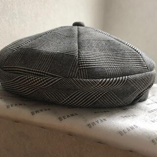 レイビームス(Ray BEAMS)の【nico様専用】新品未使用  BEAMS(ハンチング/ベレー帽)