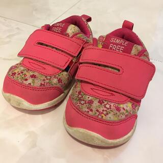アカチャンホンポ(アカチャンホンポ)の靴13.5cm(スニーカー)
