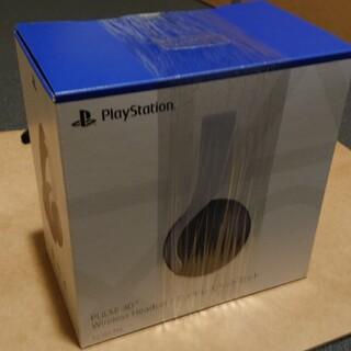 プレイステーション(PlayStation)のPlayStation5 ワイヤレスヘッドセット(その他)