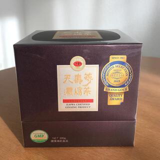 天寿蔘濃縮茶(一和高麗人参茶)300g(健康茶)