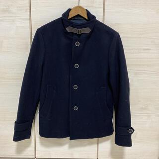 レイジブルー(RAGEBLUE)のレイジブルーのショート丈ジャケット紺色M(ブルゾン)