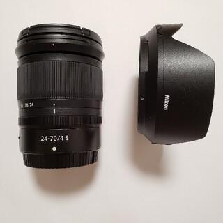 ニコン(Nikon)のNIKKOR Z 24-70mm f/4 S(レンズ(ズーム))