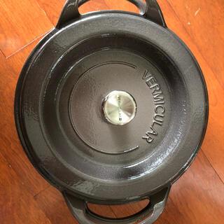 バーミキュラ(Vermicular)のバーミキュラ 22センチ 無水調理鍋(鍋/フライパン)