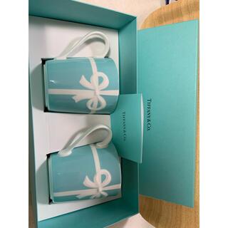 ティファニー(Tiffany & Co.)のティファニー ブルーボックス ペアマグカップ (マグカップ)