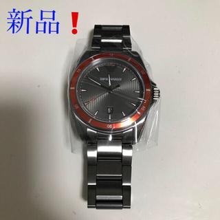 エンポリオアルマーニ(Emporio Armani)の新品!EMPORIO ARMANI 腕時計‼️(腕時計(デジタル))