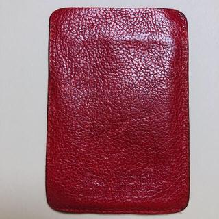 イルビゾンテ(IL BISONTE)のイルビゾンテ パスケース 定期入れ カードケース(パスケース/IDカードホルダー)
