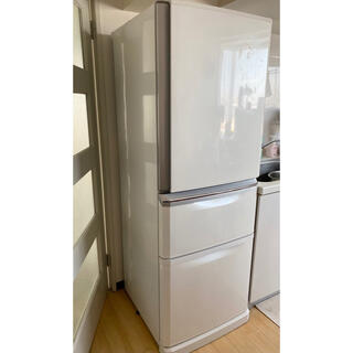 ミツビシデンキ(三菱電機)のMITSUBISHI 三菱 冷凍 冷蔵庫 335L(冷蔵庫)