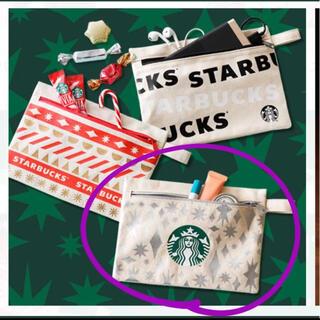 スターバックスコーヒー(Starbucks Coffee)の未開封!スタバ ポーチ(ポーチ)