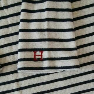 ハリウッドランチマーケット(HOLLYWOOD RANCH MARKET)のハリウッドランチマーケット ボーダーtシャツ(Tシャツ(長袖/七分))