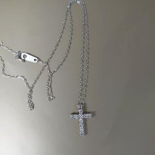 ジュエリーマキ(ジュエリーマキ)のプラチナ ダイヤ ネックレス(ネックレス)