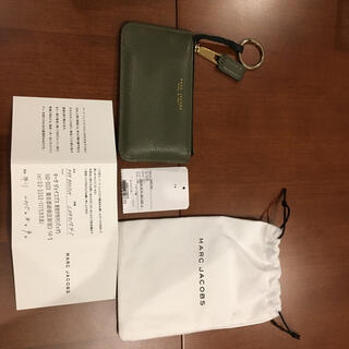 MARC JACOBS - MARC JACOBS マークジェイコブス キーポーチ