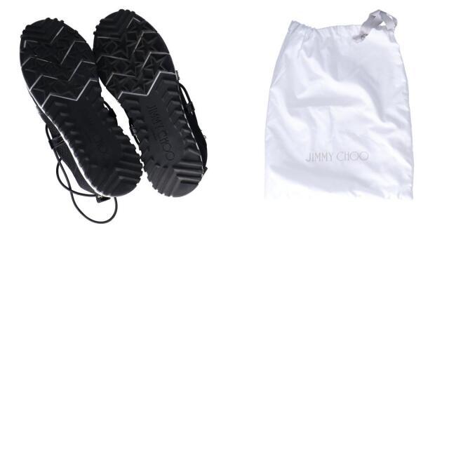 JIMMY CHOO(ジミーチュウ)のJIMMY CHOO ジミーチュウ ANDREA アンドレア メッシュスニー レディースの靴/シューズ(その他)の商品写真