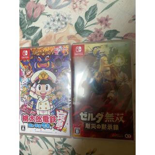 ニンテンドースイッチ(Nintendo Switch)の桃太郎電鉄 ~昭和 平成 令和も定番!ゼルダ新品未開封(家庭用ゲームソフト)