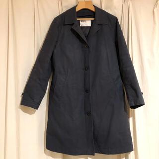 マーガレットハウエル(MARGARET HOWELL)のMHL ダウンライナー コート Ⅱ 2 紺 ネイビー マーガレットハウエル(ダウンコート)