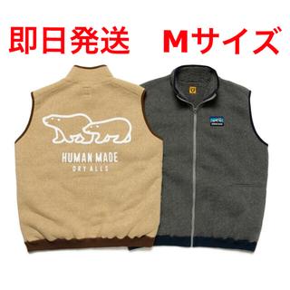 "HUMAN MADE ""STYLE UP"" フリース・コレクション(ブルゾン)"