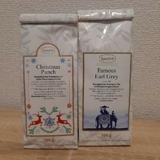 ロンネフェルト 紅茶 クリスマスパンチ クリスマス エディション アールグレイ(茶)