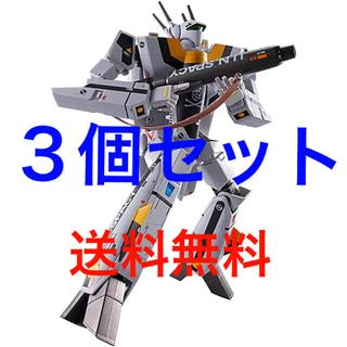 マクロス(macros)の3個 DX超合金 初回限定版 VF-1S バルキリー ロイ・フォッカースペシャル(模型/プラモデル)