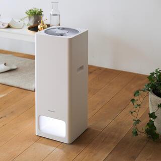 バルミューダ(BALMUDA)の空気清浄機 BALMUDA The Pure A01A (ホワイト)(空気清浄器)