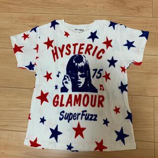ジョーイヒステリック(JOEY HYSTERIC)のSTAR WOMAN Tシャツ(Tシャツ/カットソー)