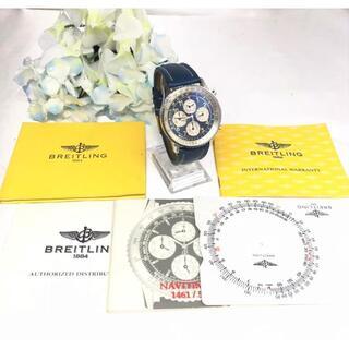 ブライトリング(BREITLING)のブライトリング ナビタイマー A38022 1000本限定 美品☆(腕時計(アナログ))