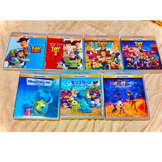 トイ・ストーリー - お買い得 10本セット 新品未再生 ディズニーセット ブルーレイと純正ケース