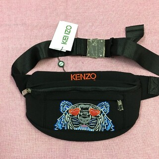 ケンゾー(KENZO)の☆大人気☆タグ付き【新品】KENZO ショルダー ウエスト バッグ(ショルダーバッグ)