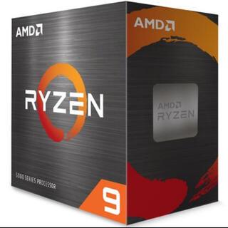 Ryzen9 5950x AMD CPU 未開封品(PCパーツ)