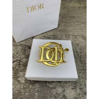 Dior - DIOR美品ブローチ