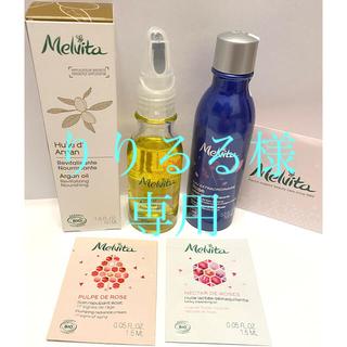 メルヴィータ(Melvita)のMelvita/ビオオイル スキンオイル/フラワーブーケ フェイストナー(化粧水/ローション)