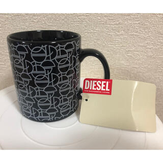 ディーゼル(DIESEL)のDIESELマグカップ【非売品】(グラス/カップ)