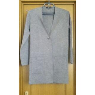 ユニクロ(UNIQLO)のユニクロ コート size:M(ガウンコート)