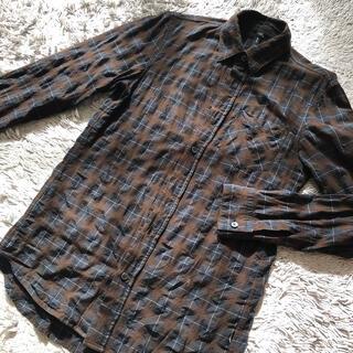 グラム(glamb)のglamb チェックシャツ(シャツ)