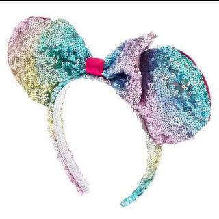 ディズニー(Disney)のディズニー スパンコール カチューシャ(カチューシャ)