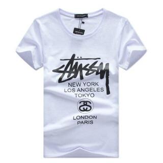 ステューシー(STUSSY)の即日発送  ステューシー T  黒M(Tシャツ/カットソー(半袖/袖なし))