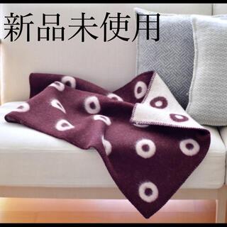 クリッパン(KLIPPAN)のKLIPPAN ウールブランケット(毛布)