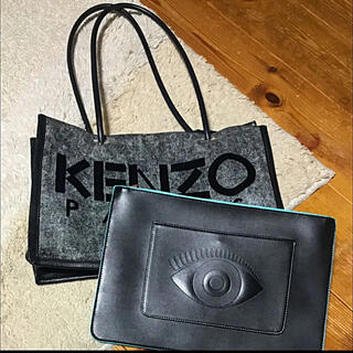 ケンゾー(KENZO)のケンゾー ♡バック&クラッチ♡セット♡(ショルダーバッグ)