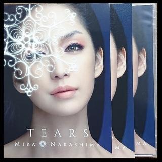 中島美嘉 TEARS/DEARS (初回限定盤)(ポップス/ロック(邦楽))