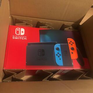 ニンテンドースイッチ(Nintendo Switch)のNintendo Switch スイッチ 本体 新品 新型 新モデル 任天堂(家庭用ゲーム機本体)