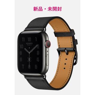 アップル(Apple)のApple Watch Hermès Series 6 40mm(腕時計)
