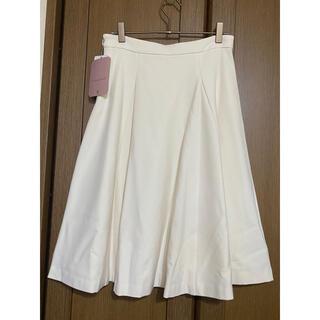 クチュールブローチ(Couture Brooch)の【最終】新品★クチュールブローチ フレアスカート M(ひざ丈スカート)
