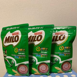ネスレ(Nestle)のネスレミロオリジナル240g   3袋セット(その他)