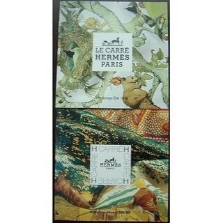 エルメス(Hermes)のエルメス スカーフコレクション(非売品)(ファッション/美容)