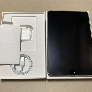 アップル(Apple)のApple iPad mini5 64GB Wi-Fi+Cellular 美品(タブレット)