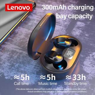 レノボ(Lenovo)のLenovo WIRELESS EARBUDS (ヘッドフォン/イヤフォン)